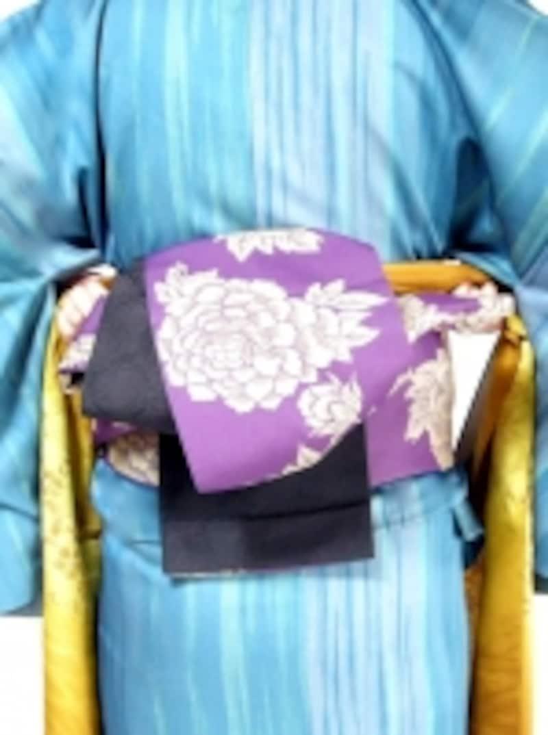 着物に合う半幅