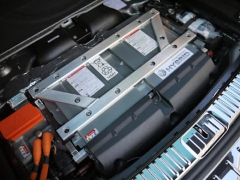 ニッケル水素バッテリー