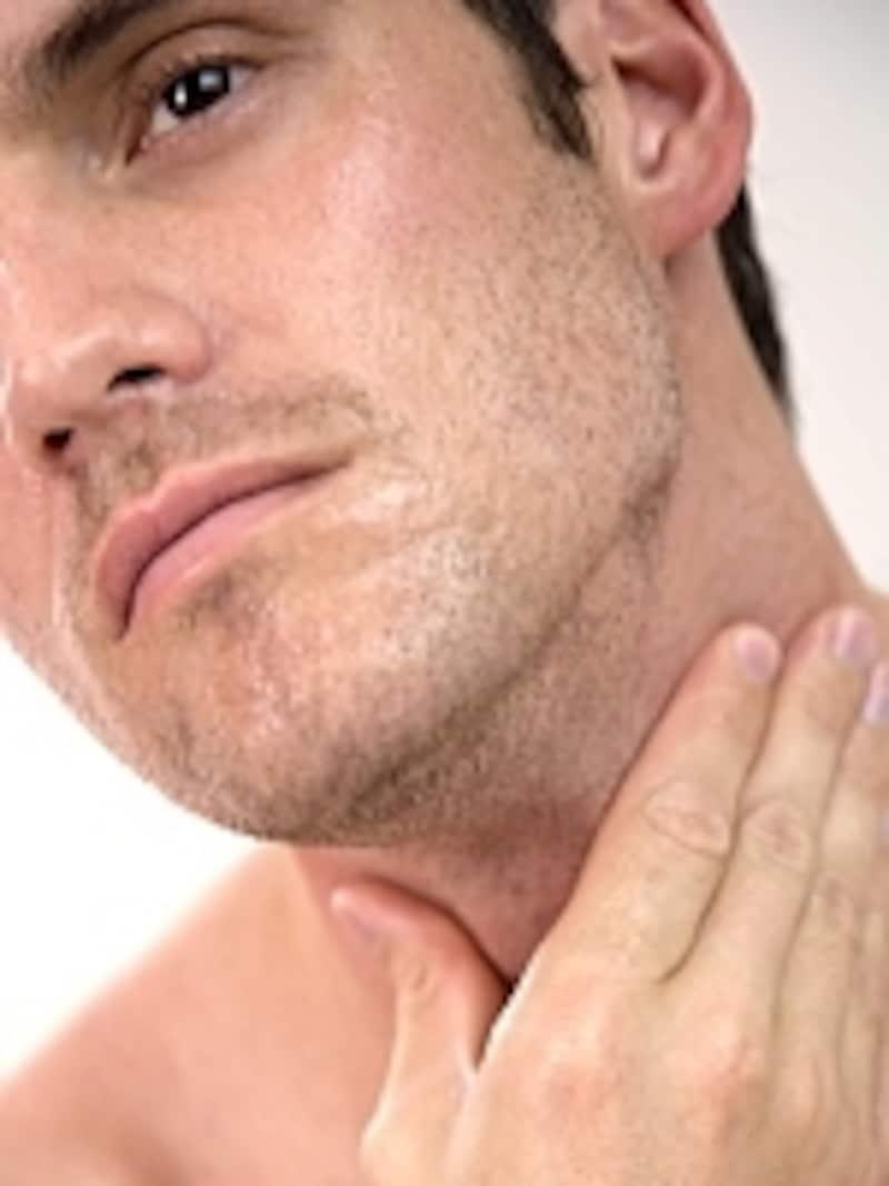 耳の周囲も定期的にチェック