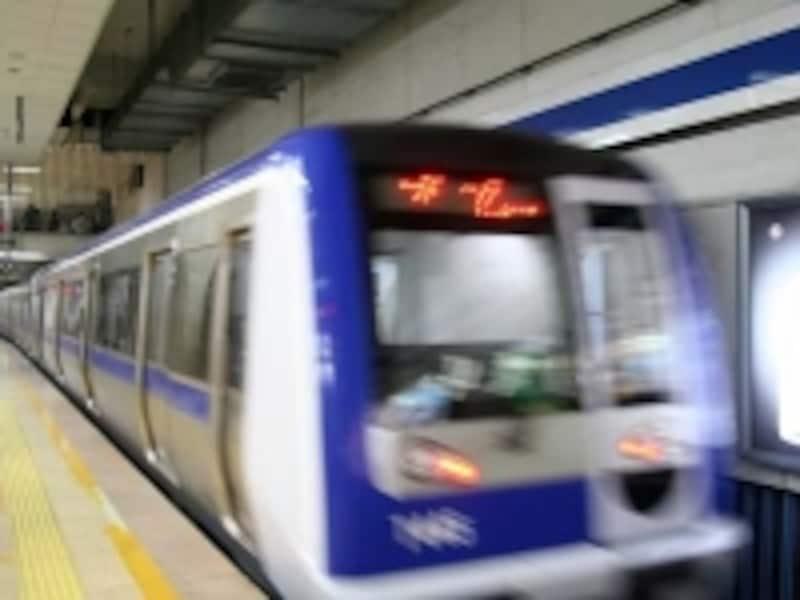 北京地下鉄