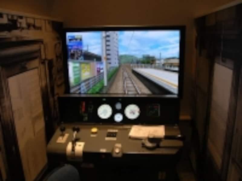 運転シミュレータ