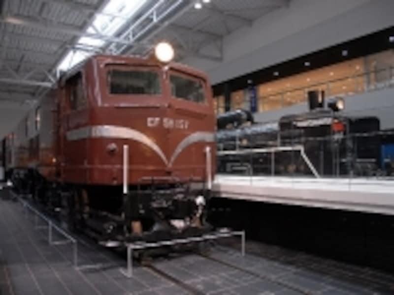 EF58とC57