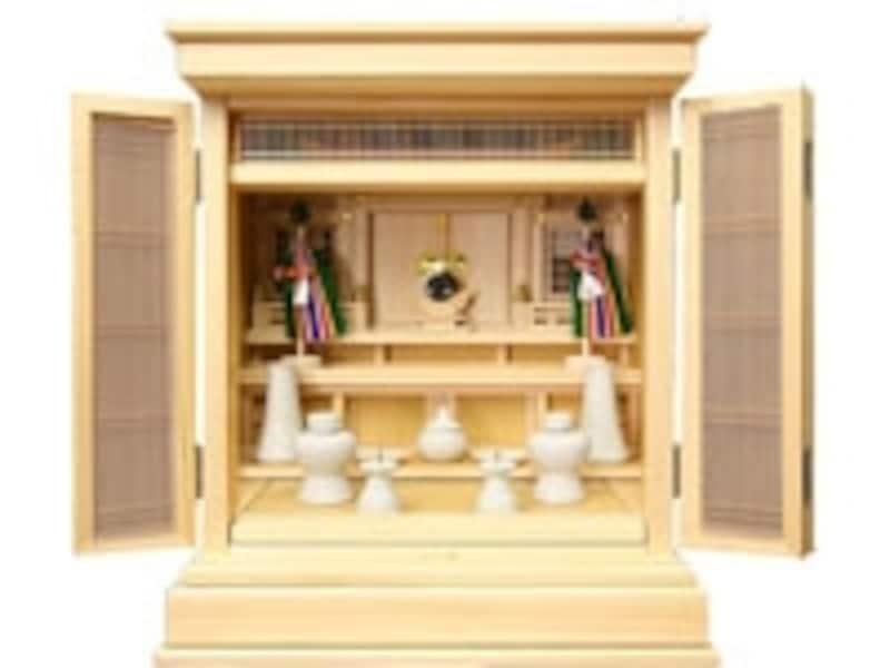 神道「祖霊舎」