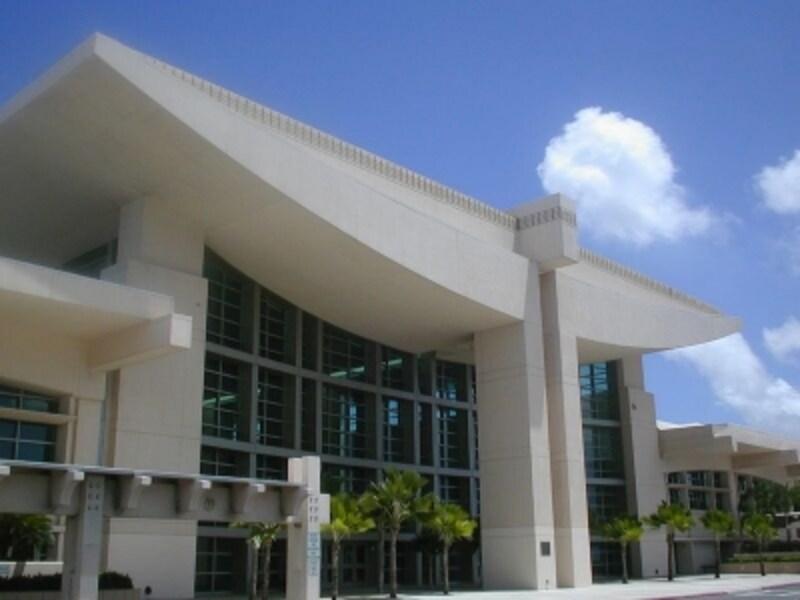 グアムの空港