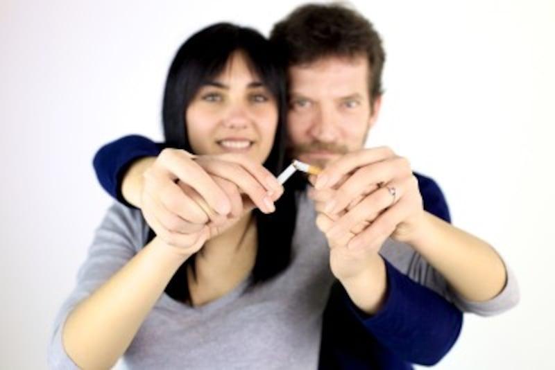 家族の禁煙サポート