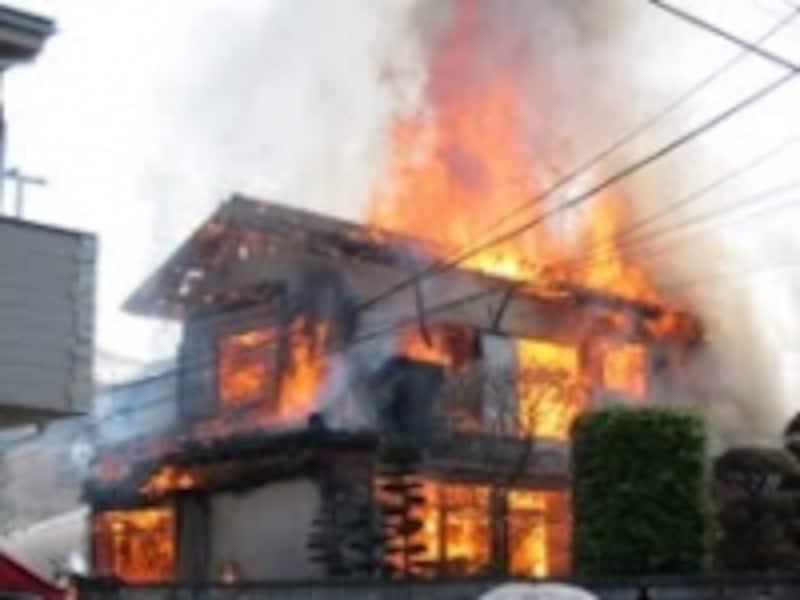 賃貸派にも火災保険は必要です