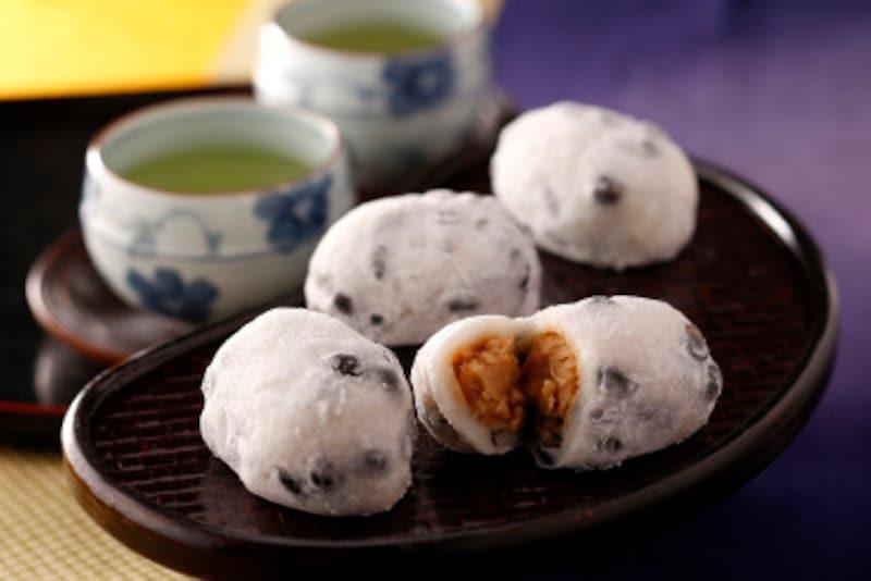 お茶と和菓子の組み合わせはダイエット中のスイーツにピッタリ