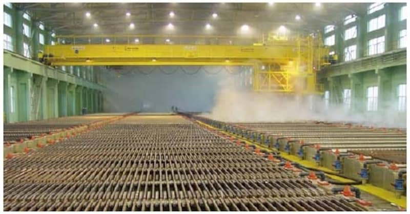 圧倒的な銅の埋蔵量を持つ、中国最大の銅企業