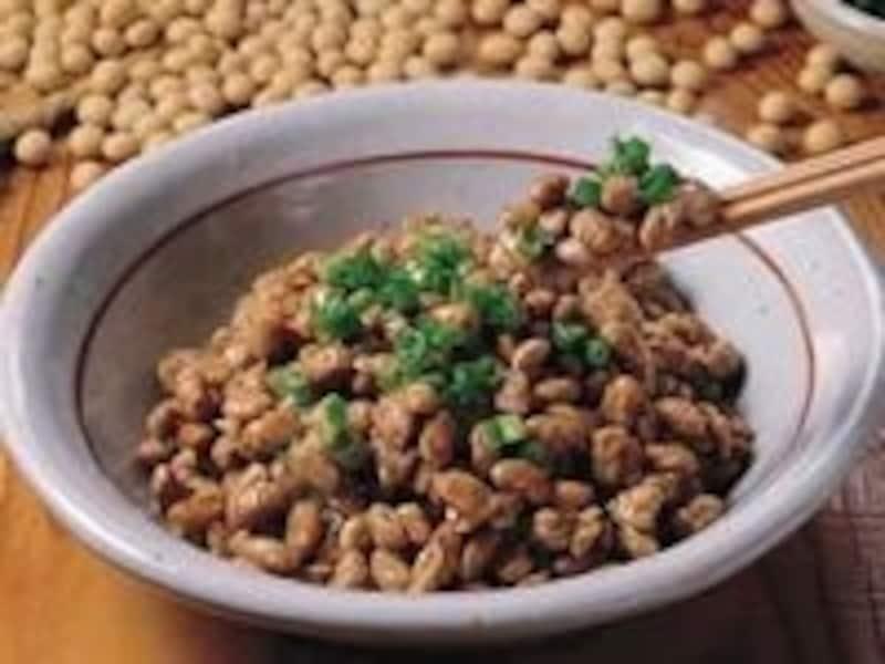 栄養バランスに優れた納豆!