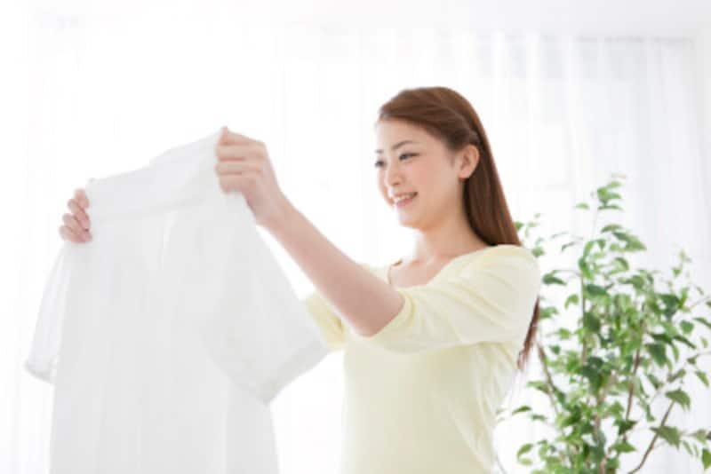 洗濯物が多いと部屋干しは大変…