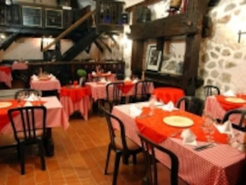 スイスレストランのイメージ