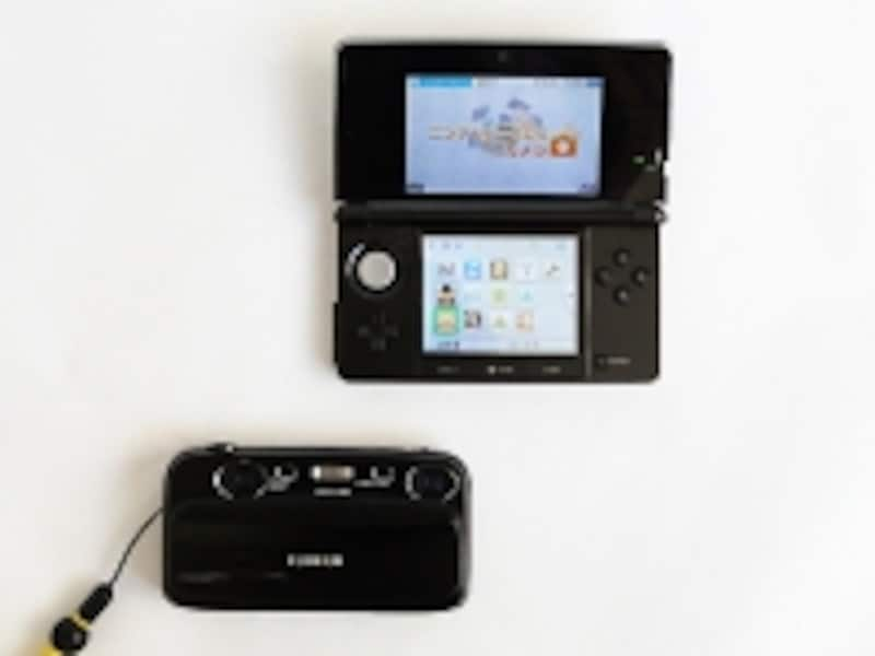 Nintendo3DSと3Dデジタルカメラ