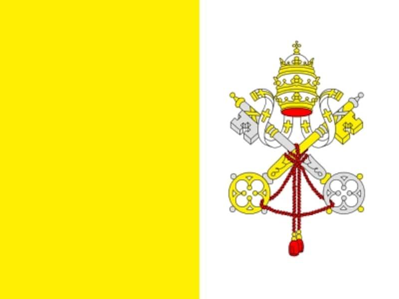 バチカン国旗