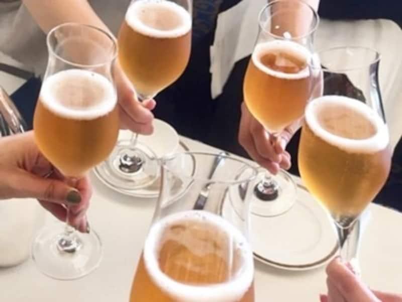 ブルジュアルアラブでビール
