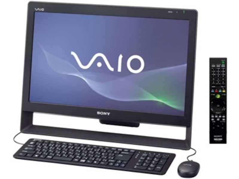 VAIOtypeJのような地デジパソコンをテレビ代わりに考える人は多い