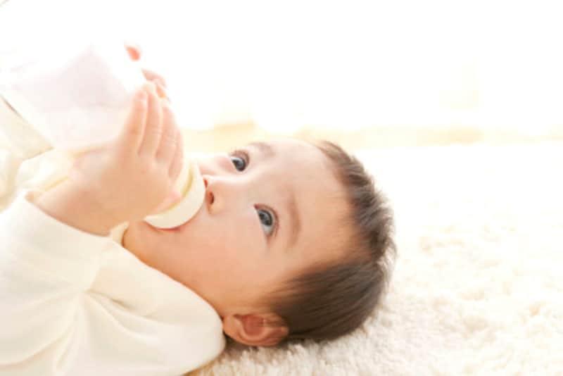 赤ちゃんの粉ミルクを調乳するときに最適なミネラルウォーターは?