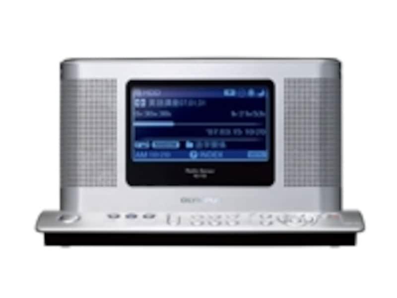 オリンパスのラジオサーバー「VJ-10」。最長2500時間以上もの長時間録音が可能だった
