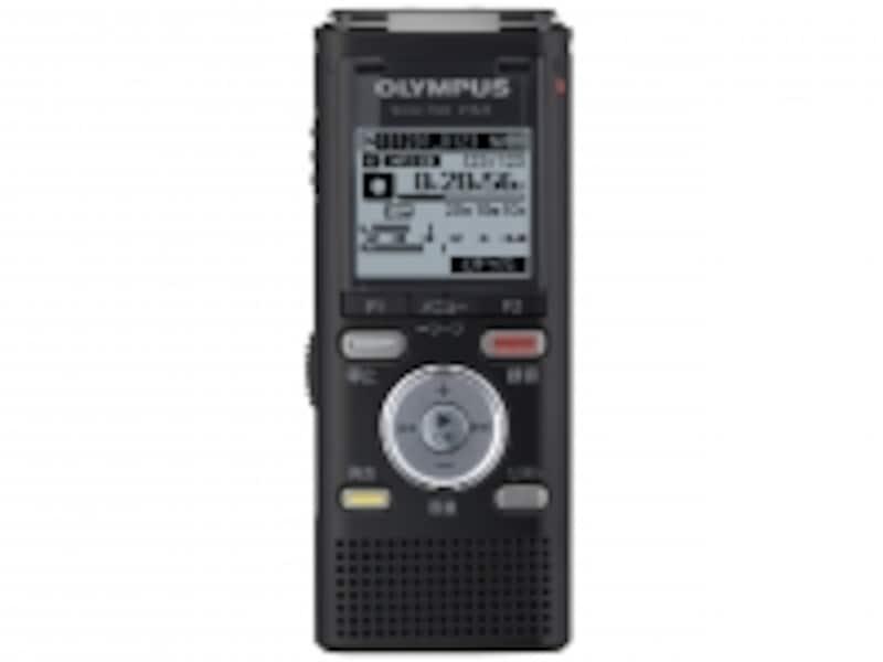 オリンパスの「Voice-TrekV-823」はUSBダイレクト接続が可能なので、手軽に録音した音声をPCに取り込める
