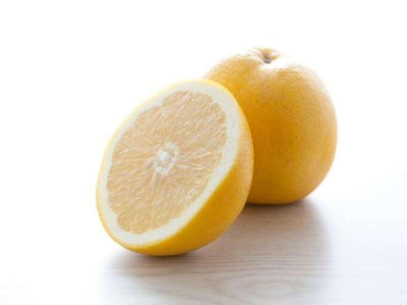 グレープフルーツの香りがダイエットに