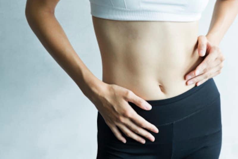 お腹の肉を1週間で落とす短期間腹筋ダイエット