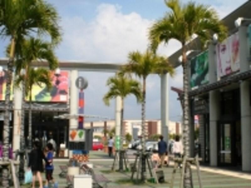 沖縄アウトレットモールあしびなー ブランド