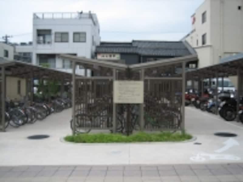 金沢市営十間町自転車駐車場