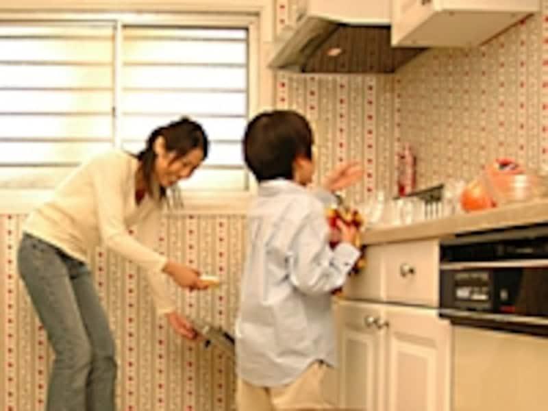 キッチンカウンターや食器洗い機など、家事に直結する機能は優先順位を上げておくのが満足リフォームのポイントです