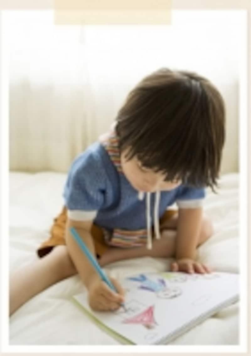 子供のお絵かき&メッセージカード