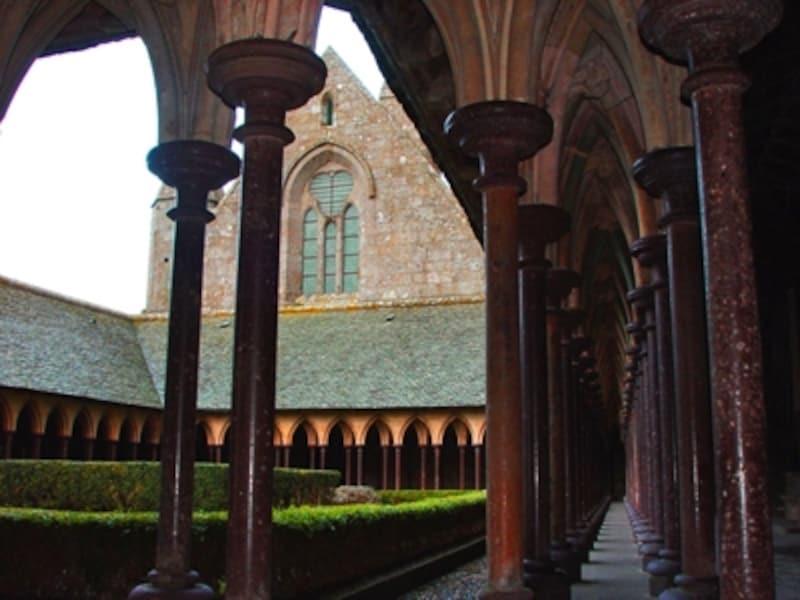 ラ・メルヴェイユの回廊