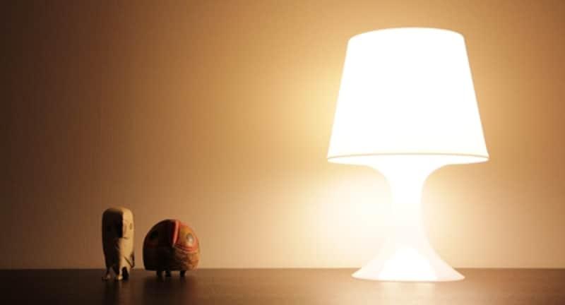 IKEA LAMPANテーブルランプ