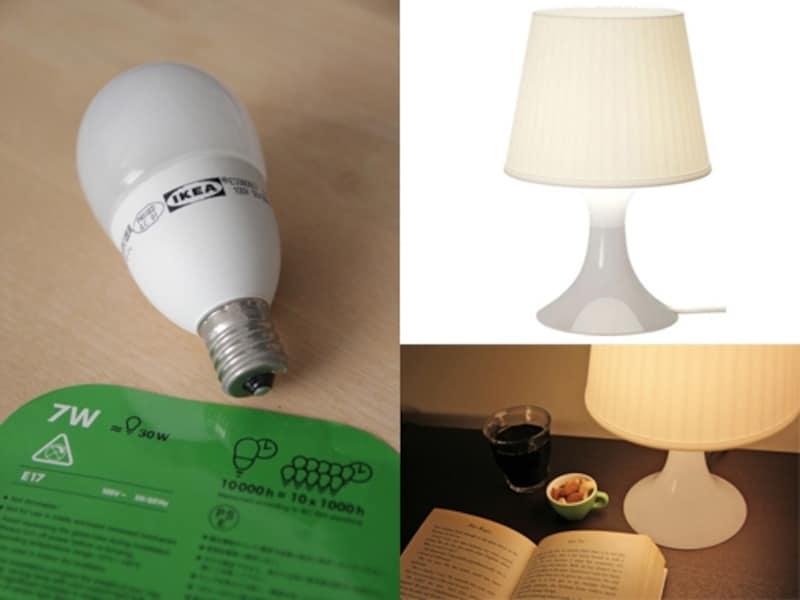 理由その1 使用電球が省電力