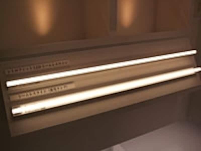 シームレスラインランプ