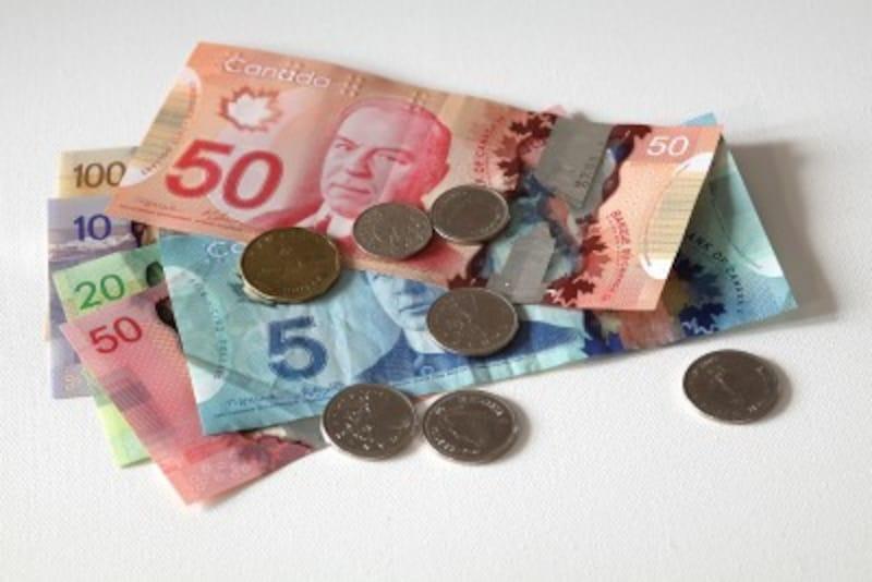 カナダドル カナダの紙幣・コインの種類