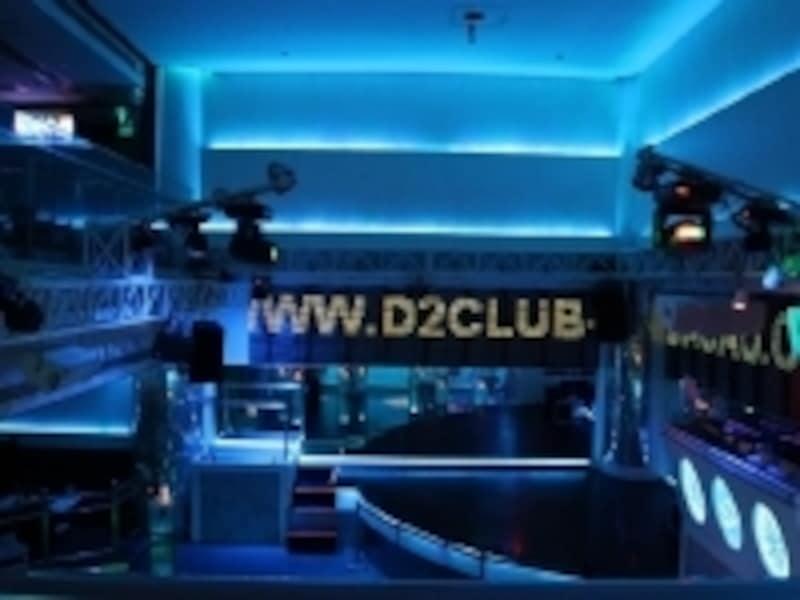 マカオのクラブ、D2