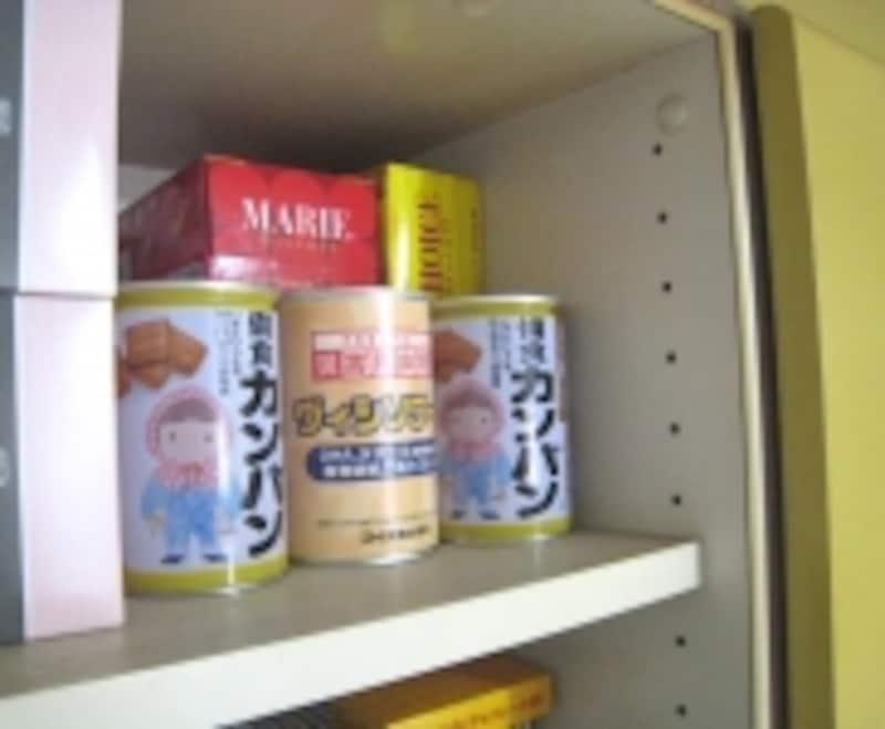 備蓄食料品