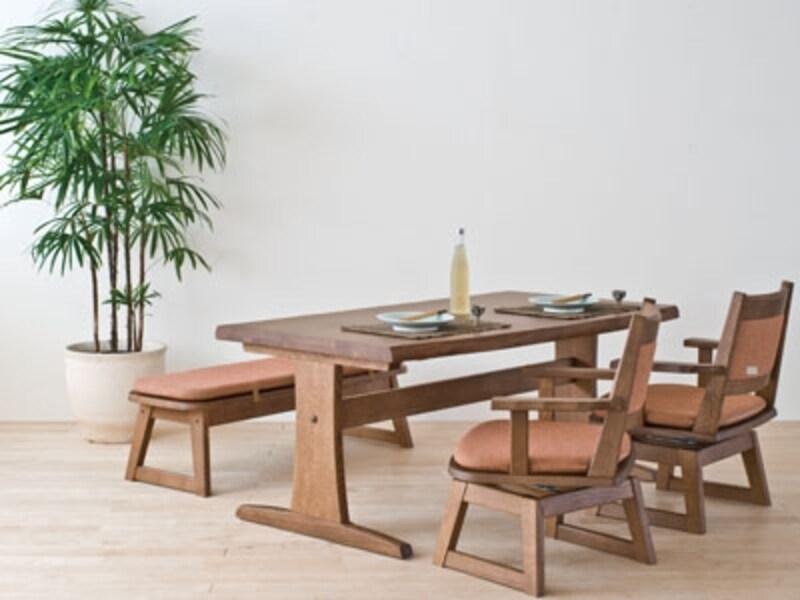 リビングダイニングテーブル&チェア