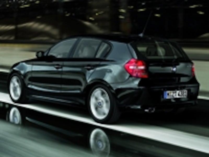 BMW1シリーズリア