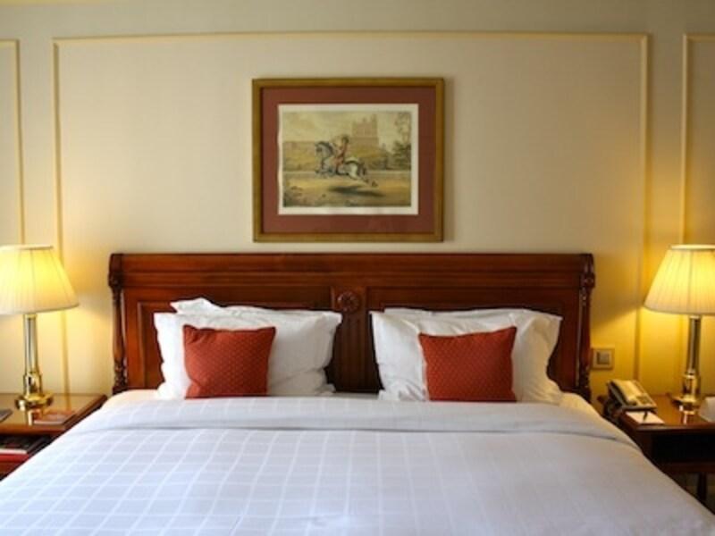 常連客にはセレブが多い「プラザホテル」