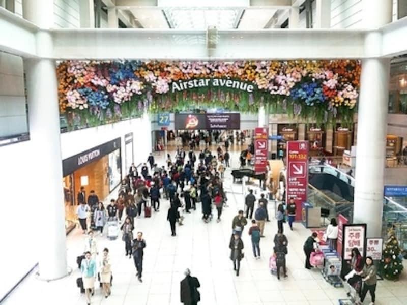仁川空港第1ターミナルundefined免税区域