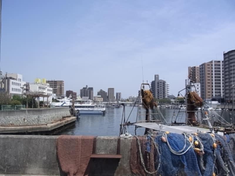港な風景@明石南側
