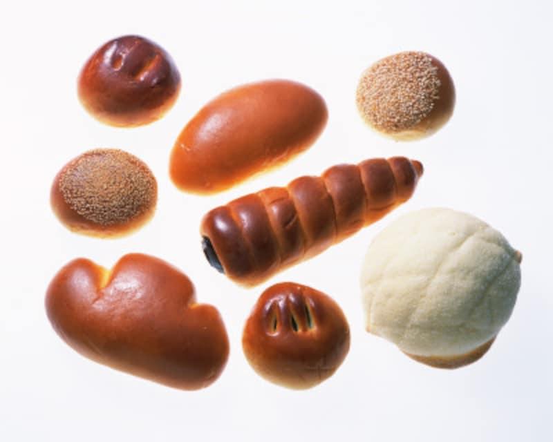 食パン・菓子パンは太る?太らない食べ方