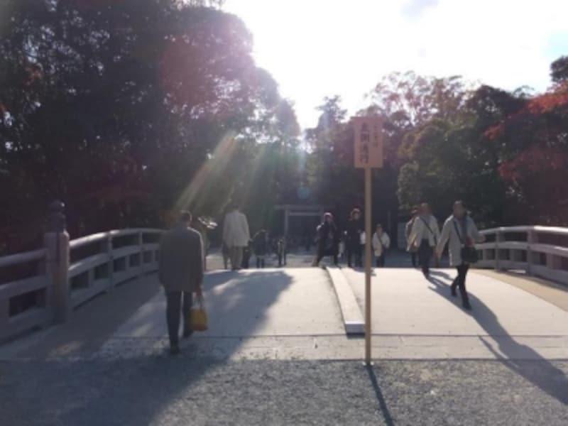 伊勢神宮・外宮(2)/表参道