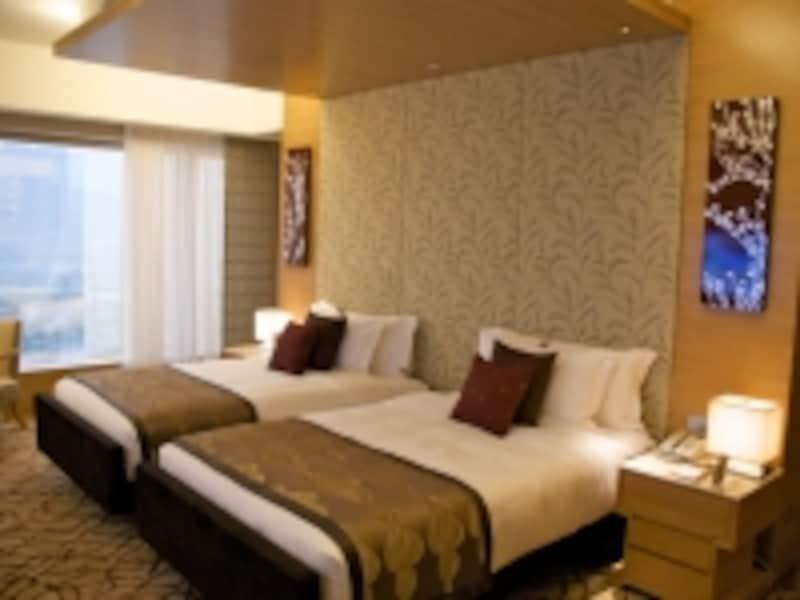 ホテルオークラスーペリアスイート