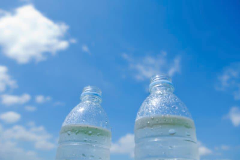 硬水には運動後に適したミネラルが含まれている