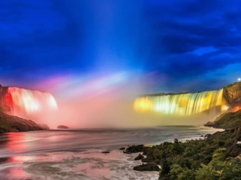 これまでにないロマンティックなクルーズ!(C)NiagaraHornblowerTours