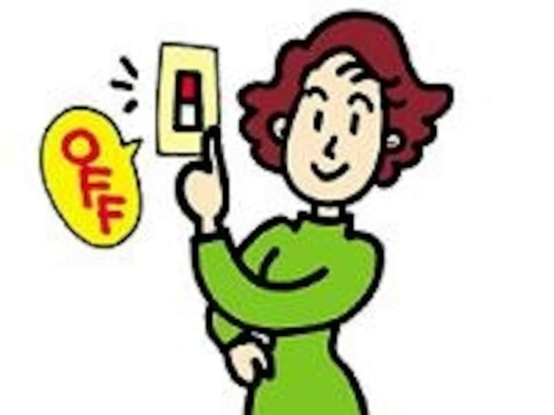 夏場の電力需要に備えて、今から節電の習慣を