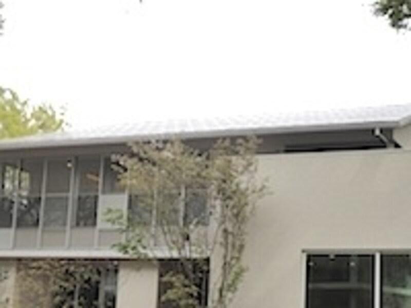 エコフラグシップモデル住宅