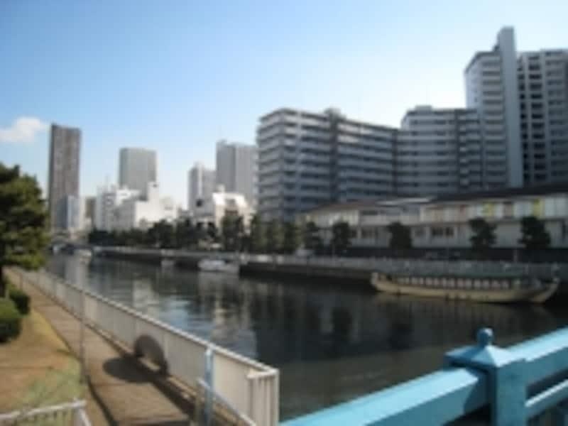 小名木川沿い