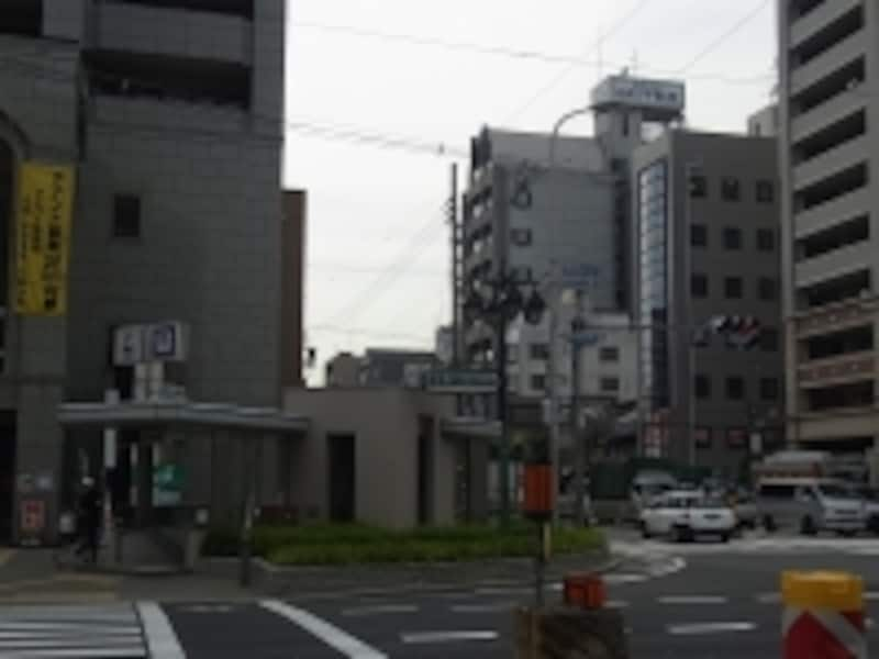 大阪市営地下鉄西田辺駅