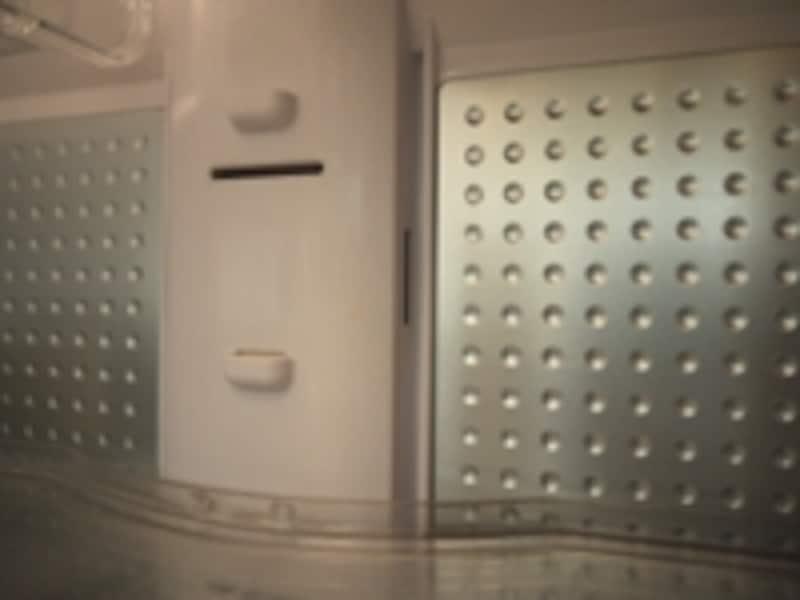冷蔵室の冷気吹き出し口